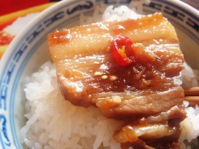 Thịt rim nước tương DSC01848