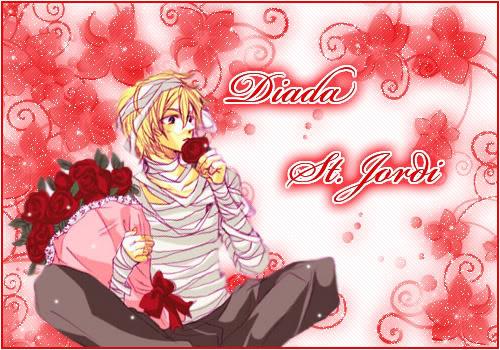 """Diada De St. Jordi... """"La Rosa I El Llibre"""" (Terminado) BannerDiada"""