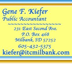 Traverse County Agenda for September 1, 2009 Kiefer10