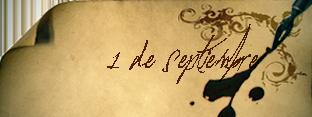 1 de Septiembre