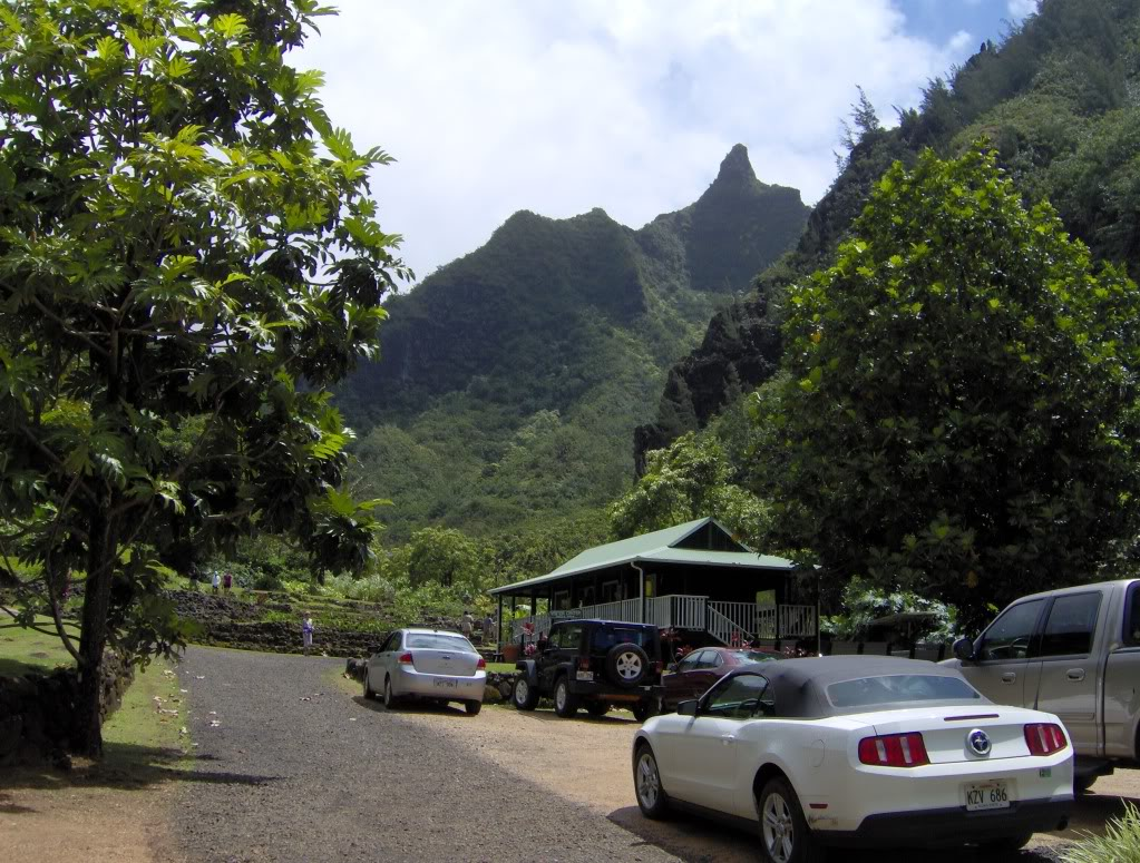 Jurassic Park Franchise Filming Locations!  HPIM0987