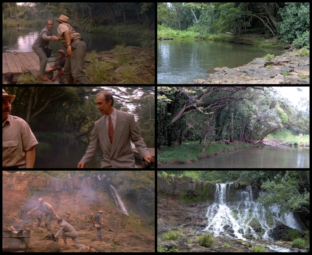 Jurassic Park Franchise Filming Locations!  KauaiFilmSites1