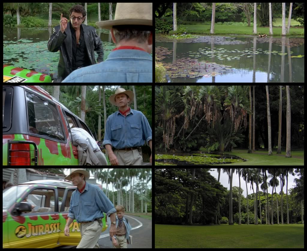 Jurassic Park Franchise Filming Locations!  KauaiFilmSites11