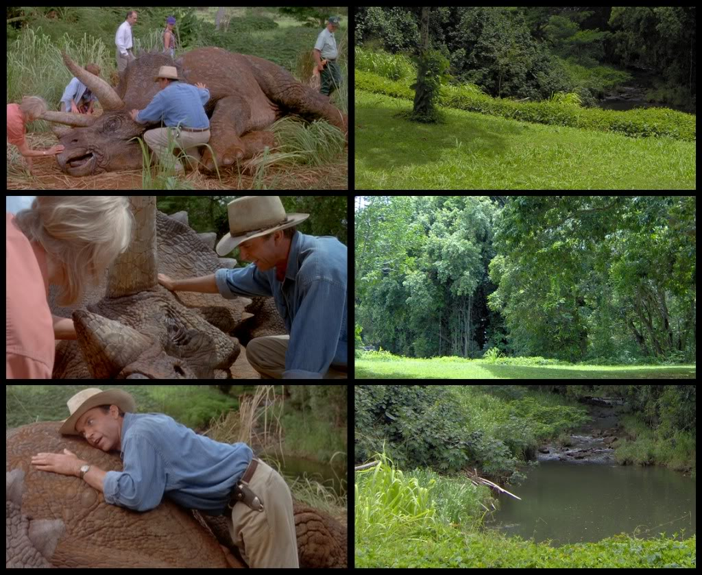 Jurassic Park Franchise Filming Locations!  KauaiFilmSites14