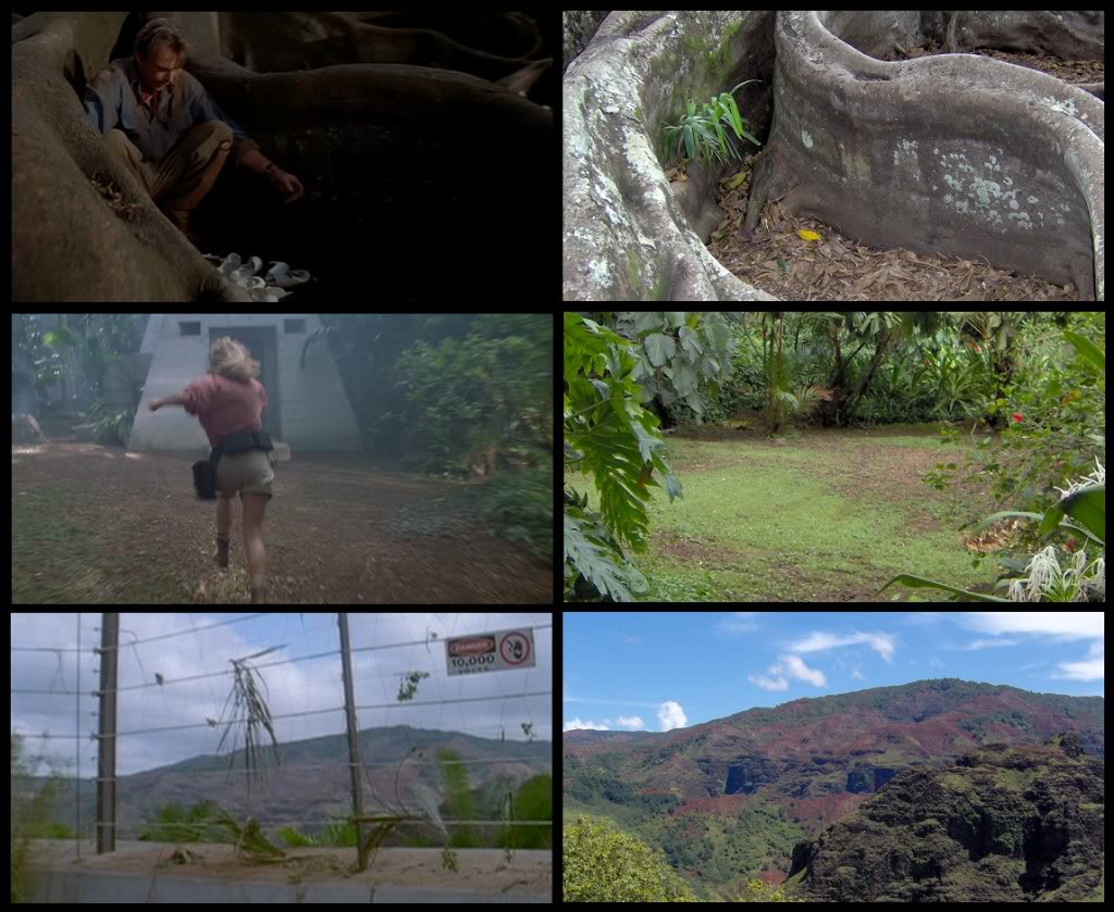 Jurassic Park Franchise Filming Locations!  KauaiFilmSites16