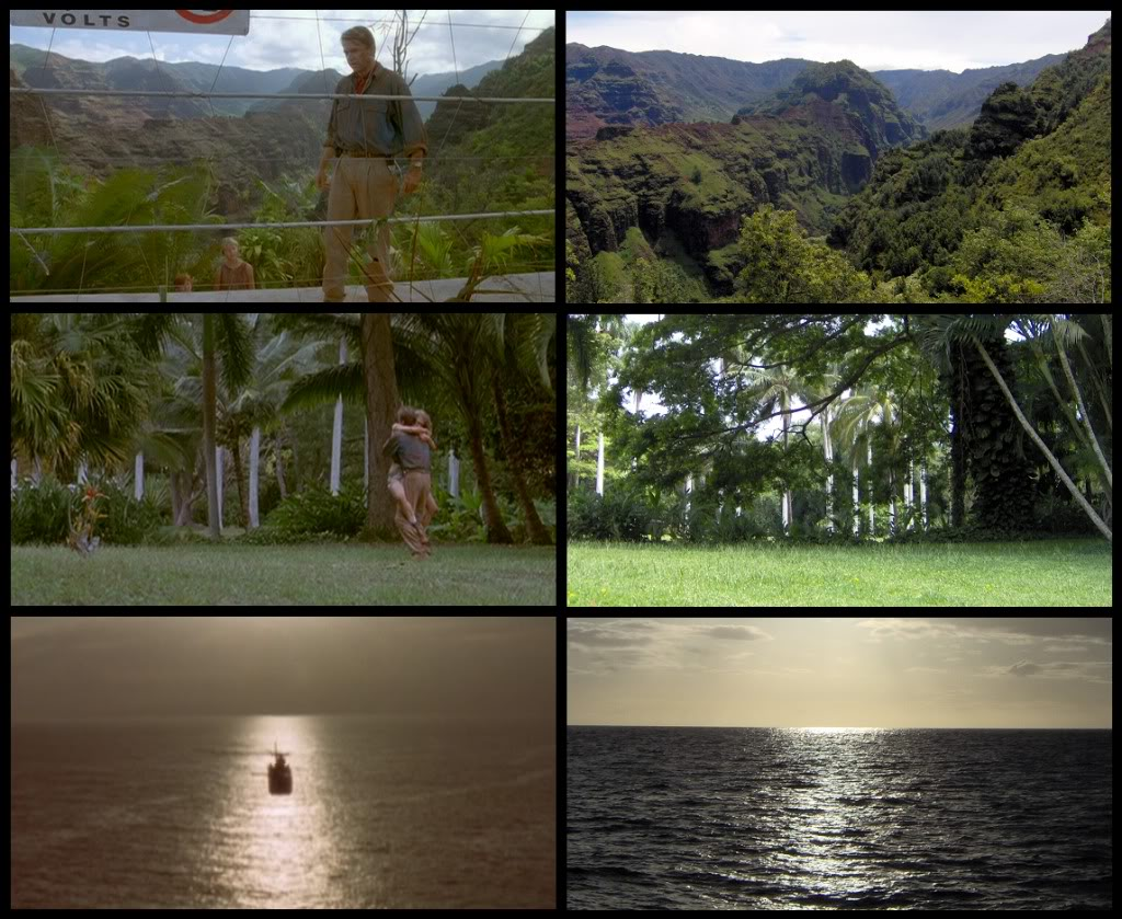 Jurassic Park Franchise Filming Locations!  KauaiFilmSites17