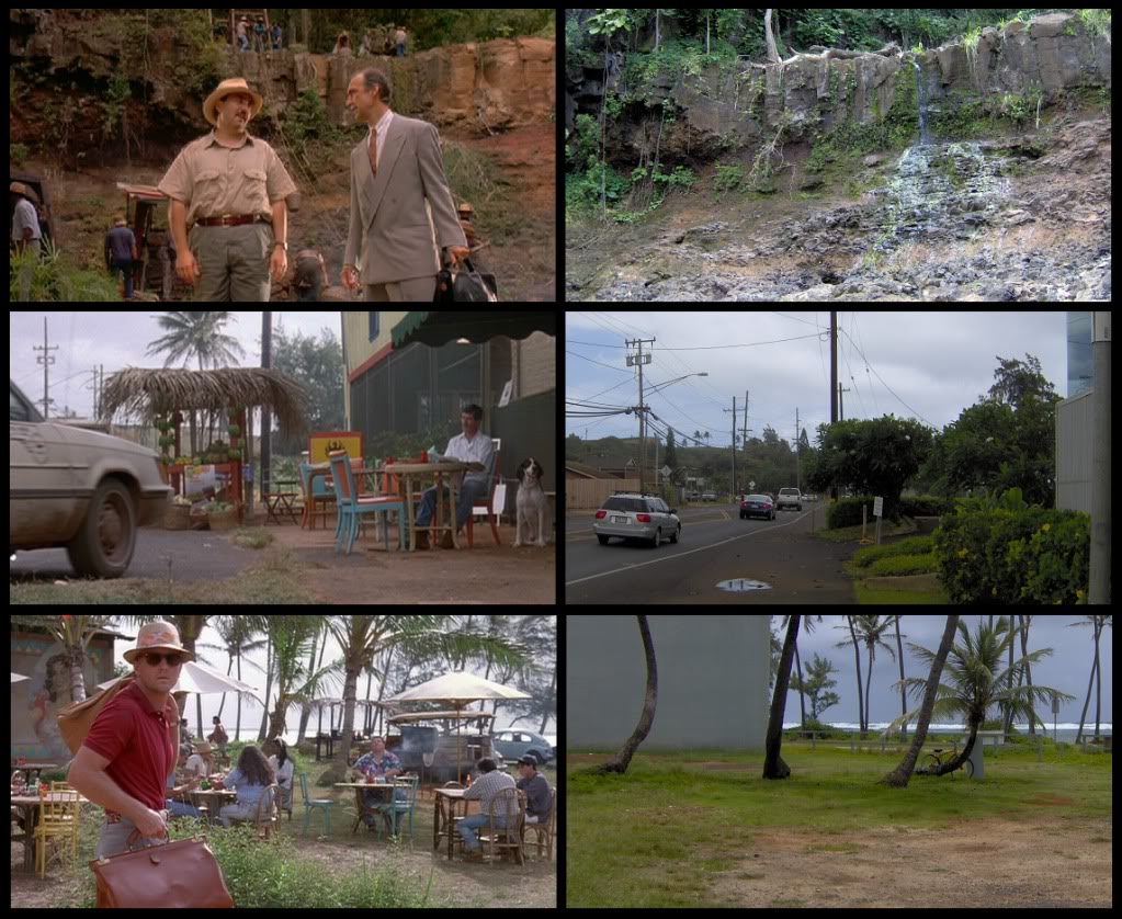 Jurassic Park Franchise Filming Locations!  KauaiFilmSites2