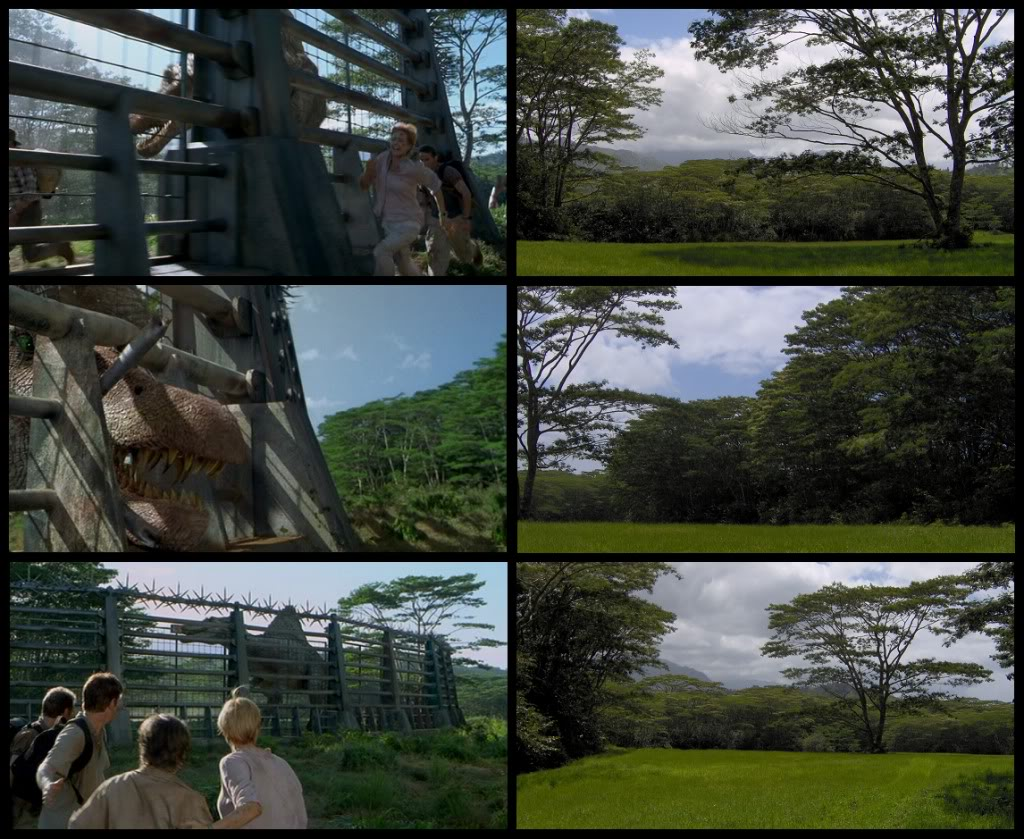 Jurassic Park Franchise Filming Locations!  KauaiFilmSites21