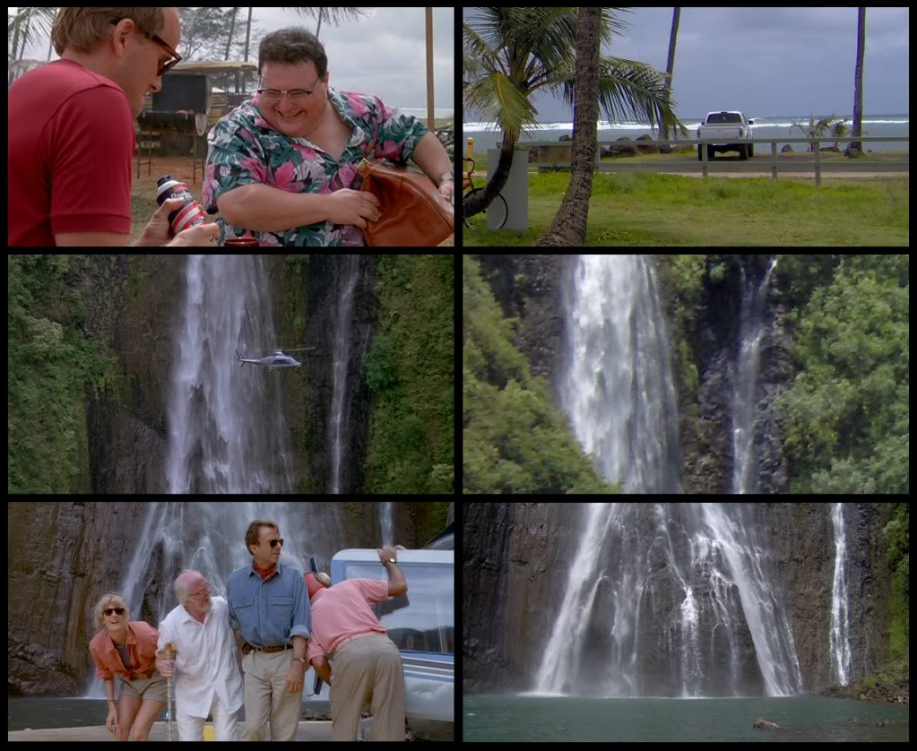 Jurassic Park Franchise Filming Locations!  KauaiFilmSites3