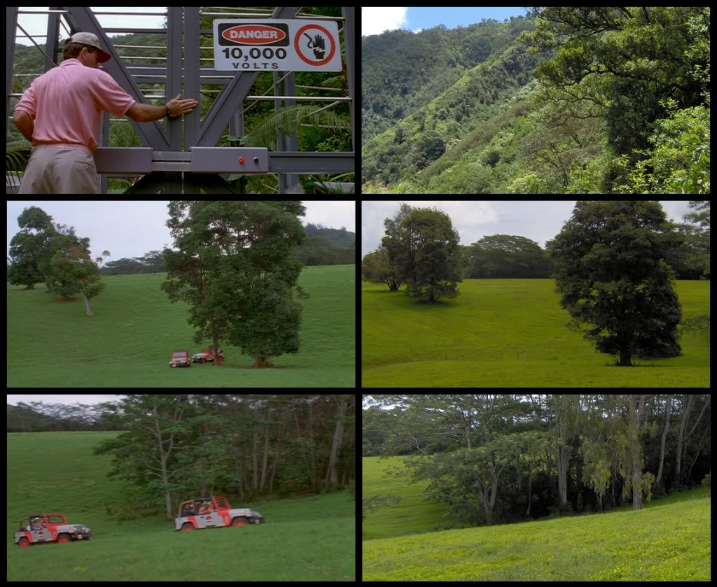 Jurassic Park Franchise Filming Locations!  KauaiFilmSites5