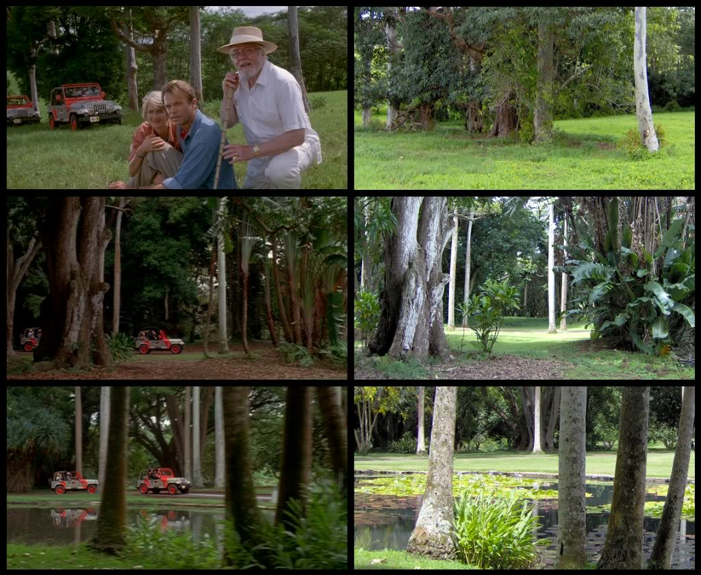 Jurassic Park Franchise Filming Locations!  KauaiFilmSites8