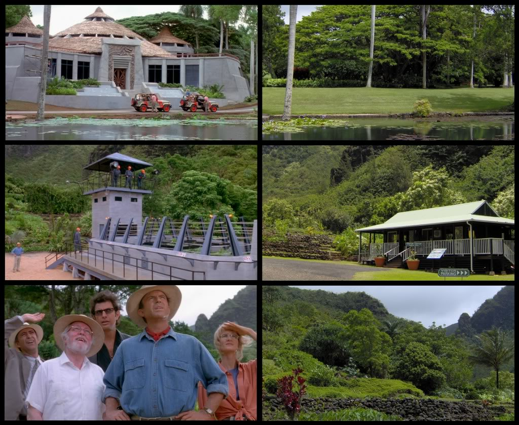 Jurassic Park Franchise Filming Locations!  KauaiFilmSites9