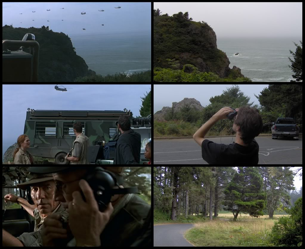 Jurassic Park Franchise Filming Locations!  LWFilmSites2