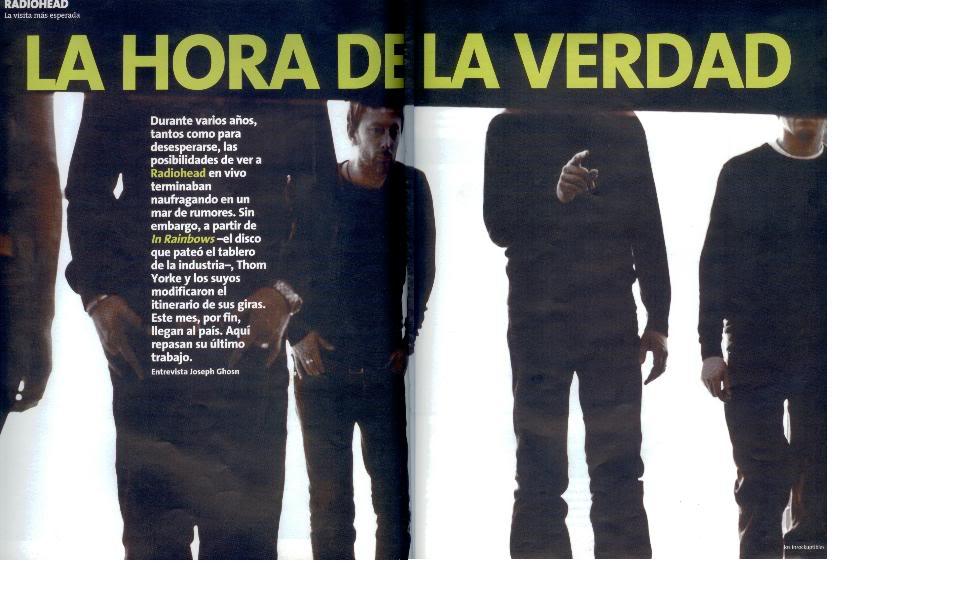 Jornal e Revista argentinos. Imagemeditada