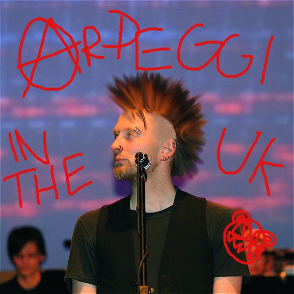 Radiohead e o Photoshop Thomanarchist