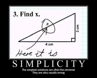 Simplicity Motivation Pictures, Images and Photos