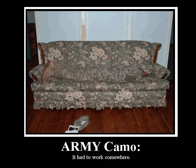 In This Thread You Will Post Funny Pictures Camo