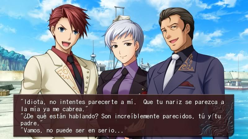 Umineko PS3ficación: ¡Disponible en español! 1