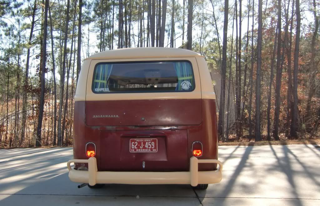 """66 Camper Bus """"Bocephus"""" - Page 8 Bumper"""