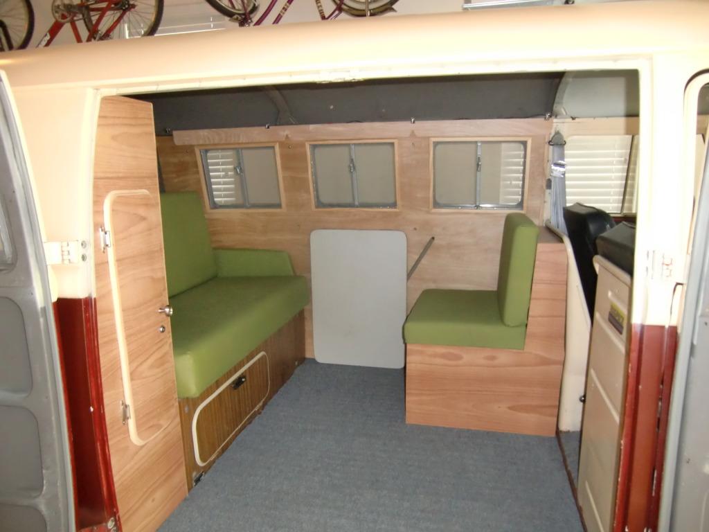 """66 Camper Bus """"Bocephus"""" - Page 7 Interior"""
