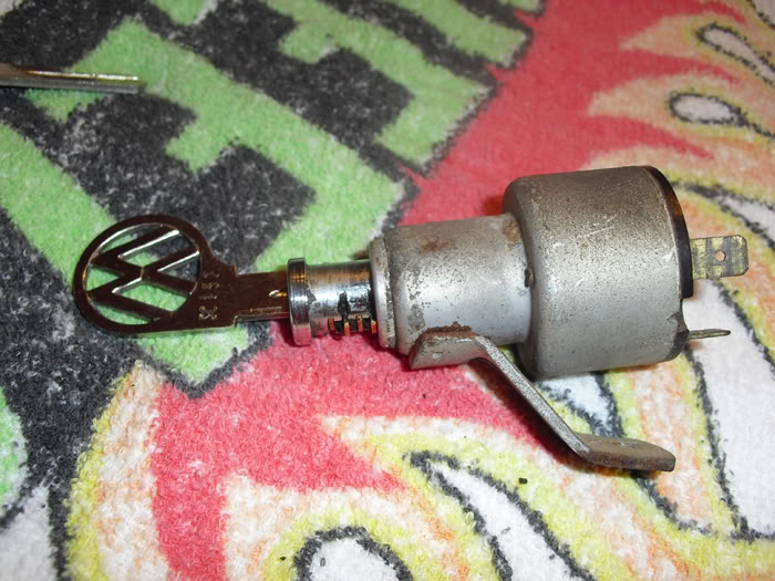 **How To** Re-keying an Ignition Switch CIMG0436