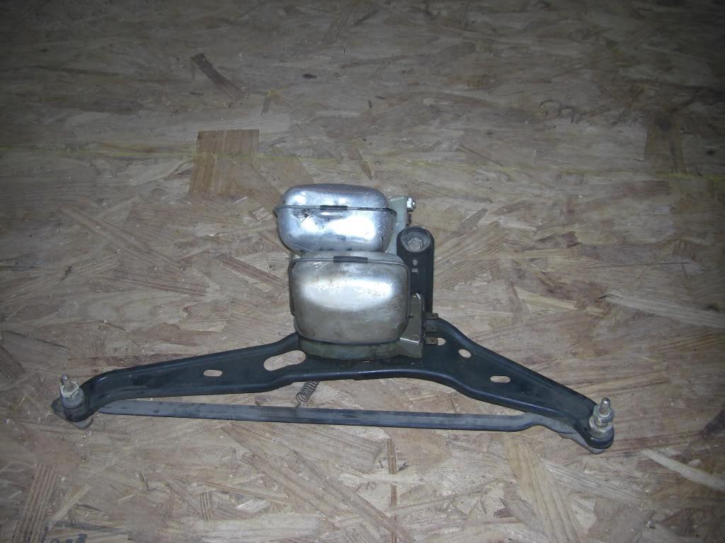 **How To** Wiper Motor Armature Swap CIMG4064