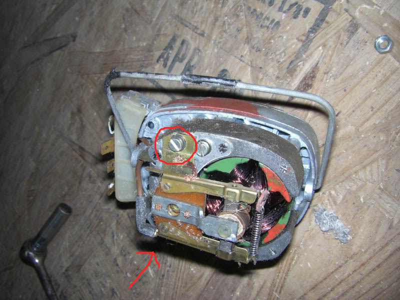 **How To** Wiper Motor Armature Swap CIMG4066a