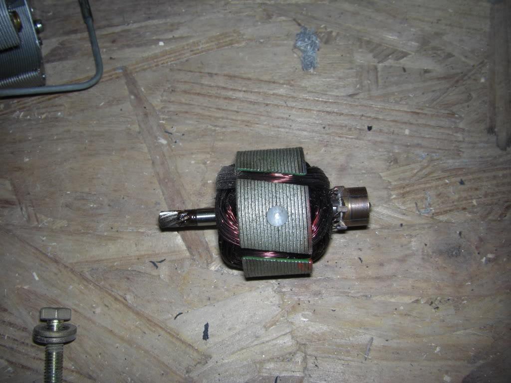 **How To** Wiper Motor Armature Swap CIMG4069