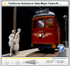 [Disney California Adventure] Placemaking et futur du Parc - Page 3 Trolley1