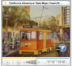 [Disney California Adventure] Placemaking et futur du Parc - Page 3 Trolley2