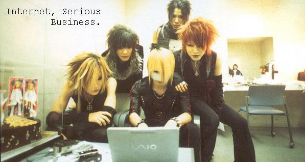 GazettE (Visual kei) - Página 2 Gazette