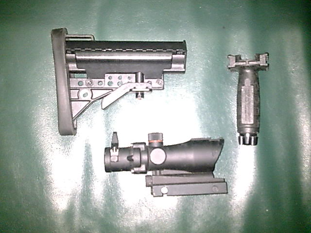 FS: CA SPR nod1 fiber quad rail kit & other items Image019-1