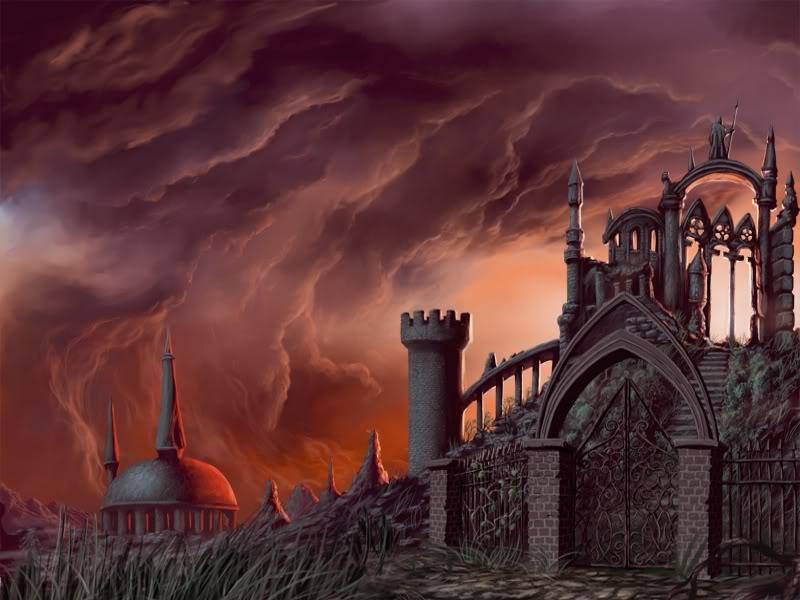 """административен център """"прокълнатите храмове"""" Fantasyland18-1"""