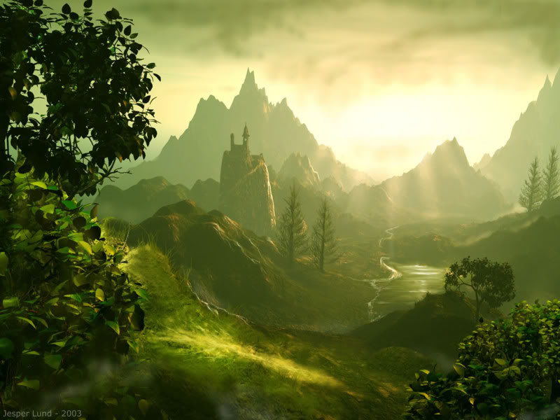 долината Fantasyland1sized