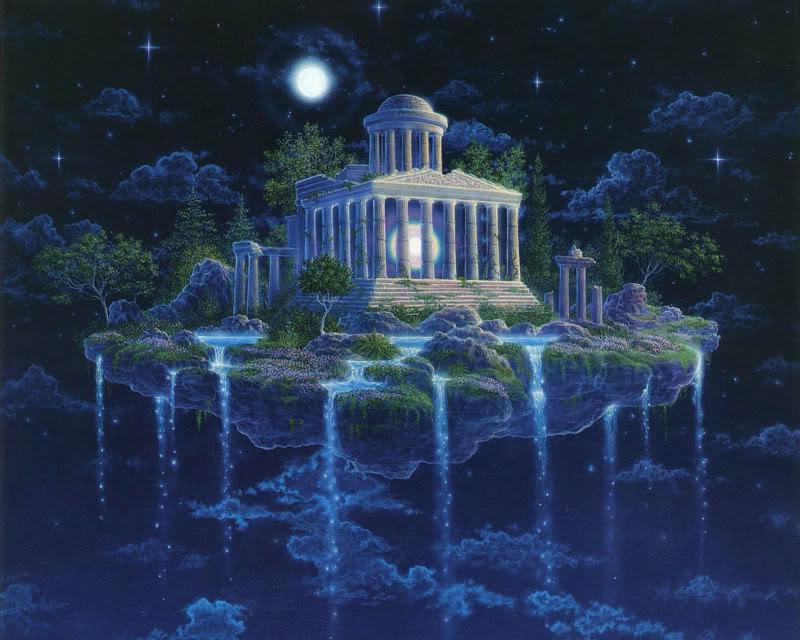 Храмът Fantasyland8sized