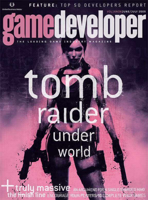 [Notícia] Eric Lindstrom fala com a Game developer Magazine 0906gd_cover_576x780