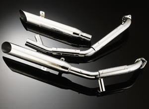* Exhaust System Visual Data Base * Slashcutslip-onmufflers653-068