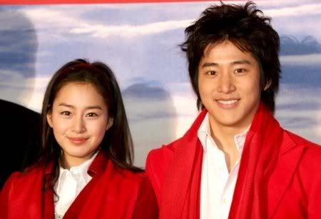 KIM TAE HEE (actriz coreana) KimTaeHeeLeeWan