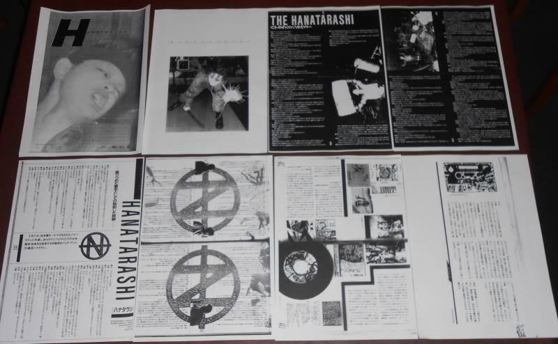 HANATARASHI We Are Hardcore! ltd reissue 6xCD-R + DVD-R expanded & improved Hanasetinserts_zps60ff94f0