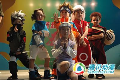 Cosplays de Naruto Babby_naruto
