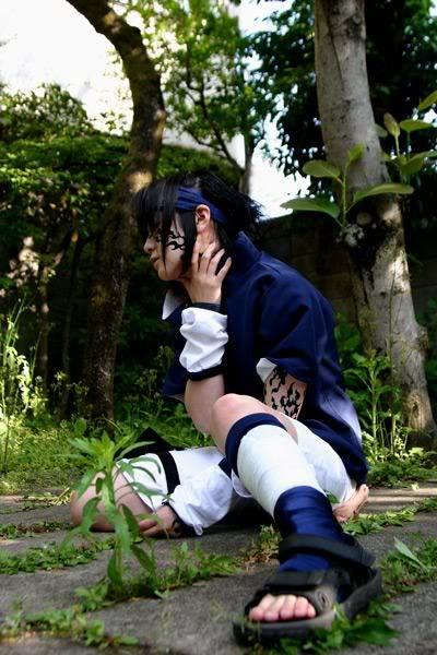 Cosplays de Naruto Sasukecos5