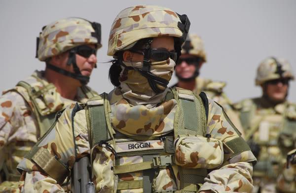 soldates du monde en photos - Page 4 CorporalJodieBigginoftheAustralianR