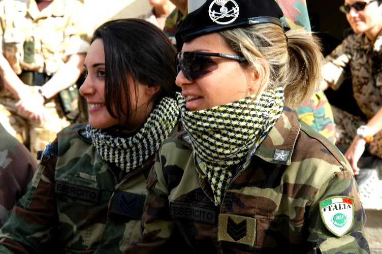 soldates du monde en photos Italy4