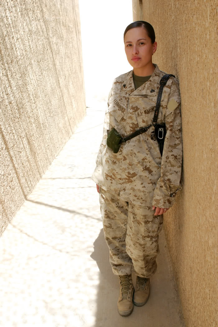 soldates du monde en photos Marinechick2tm
