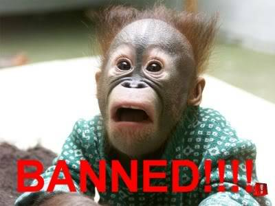 HOLA Everyone!! Banned
