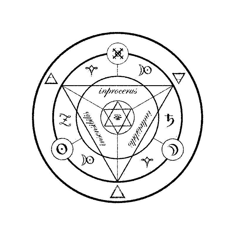 Gray Fenrir's Alchemy Alchcirc