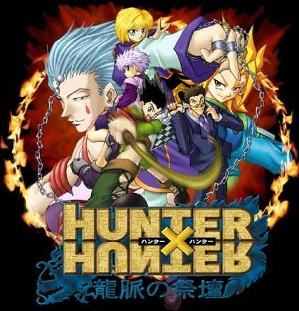 Propongamos animes... Hunter_X_Hunter