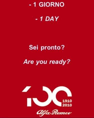 CENTENARIO ALFA ROMEO 26 & 27 GIUGNO 2010 *** 1° raduno NRA *** - Pagina 8 Foto