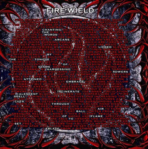 Haiduk - Spellbook Fire_wield_page