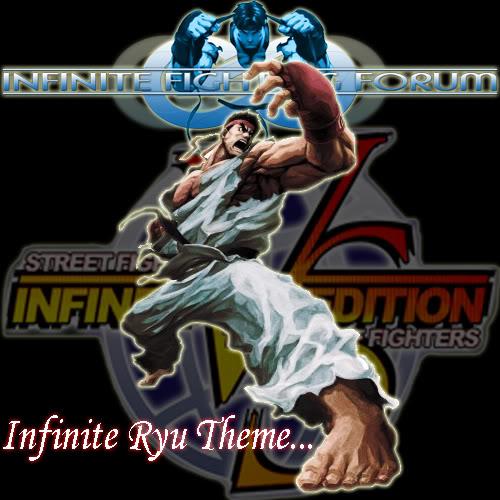 Infinite Ryu Theme by Skeletor-EX... IfiniteRyutheme